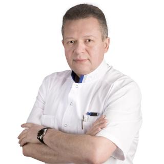 Врач-офтальмолог Колотов Михаил Григорьевич