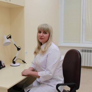 Старшая медицинская сестра Сайфутдинова Анжелика Николаевна