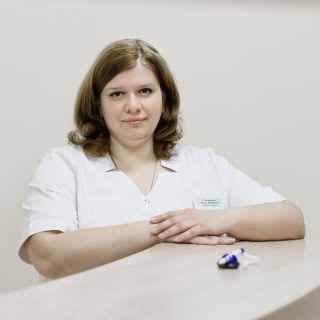 Солодухина Ольга